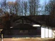 Die alte Turnhalle Silberg